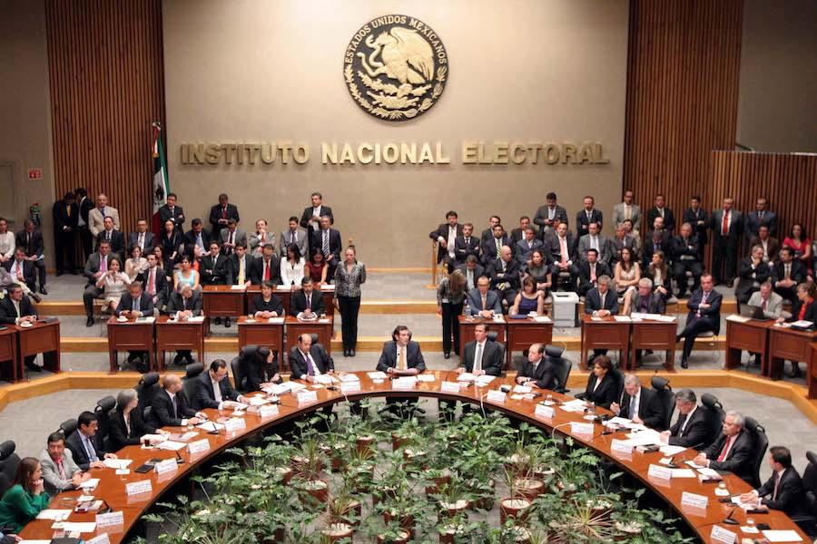 INE alista sanciones por irregularidades en elecciones