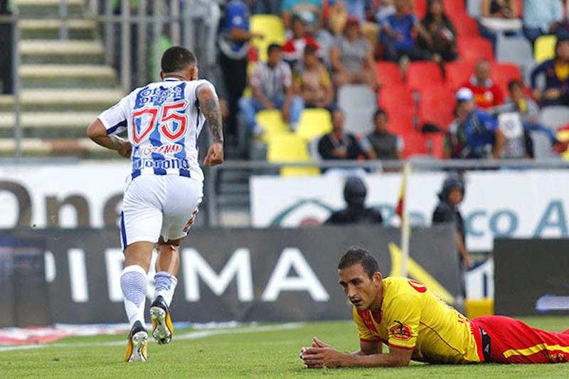 Así fue el gol de Raúl Ruidíaz en la caída del Morelia