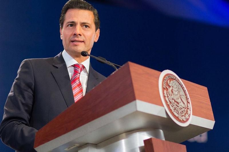 Quien está contra Reforma Educativa está contra México: EPN