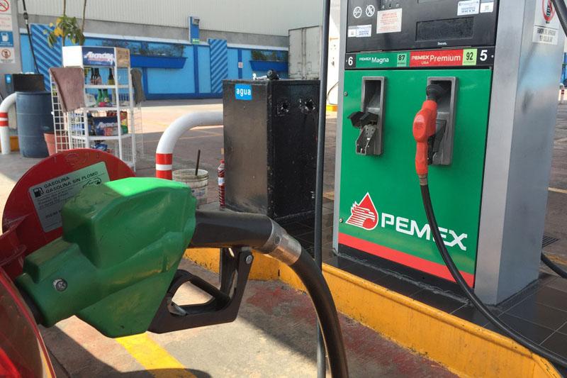 Gasolina Premium, la más afectada después de Harvey