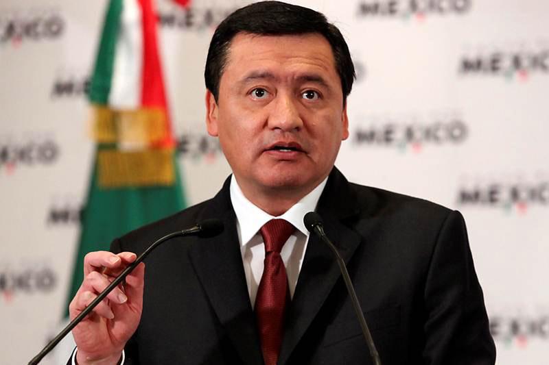 Osorio Chong hace llamado a la unidad para lograr reconstrucción tras sismo