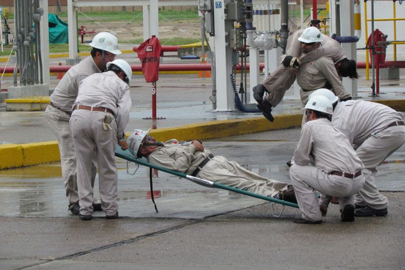 Pemex fortalece cultura de prevención, realizará simulacros de emergencia