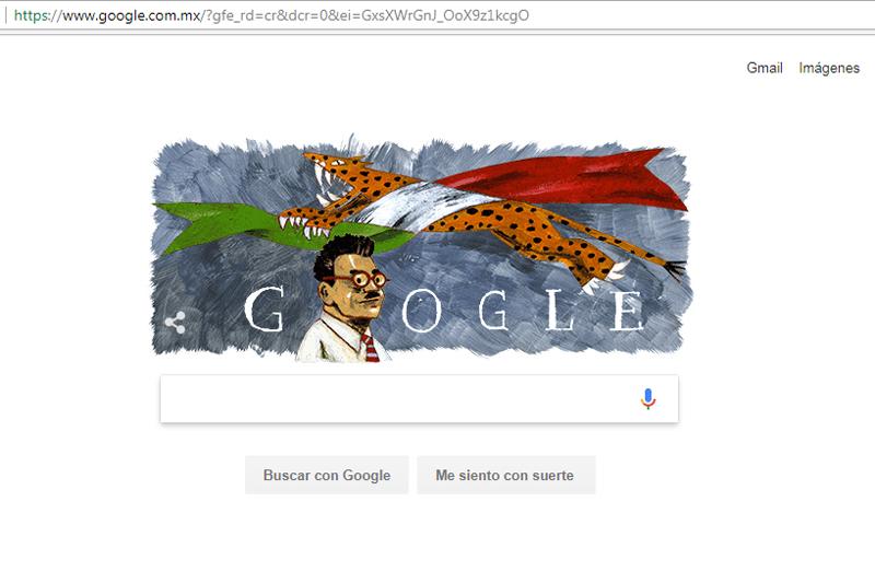 Google celebra el nacimiento del pintor mexicano José Clemente Orozco