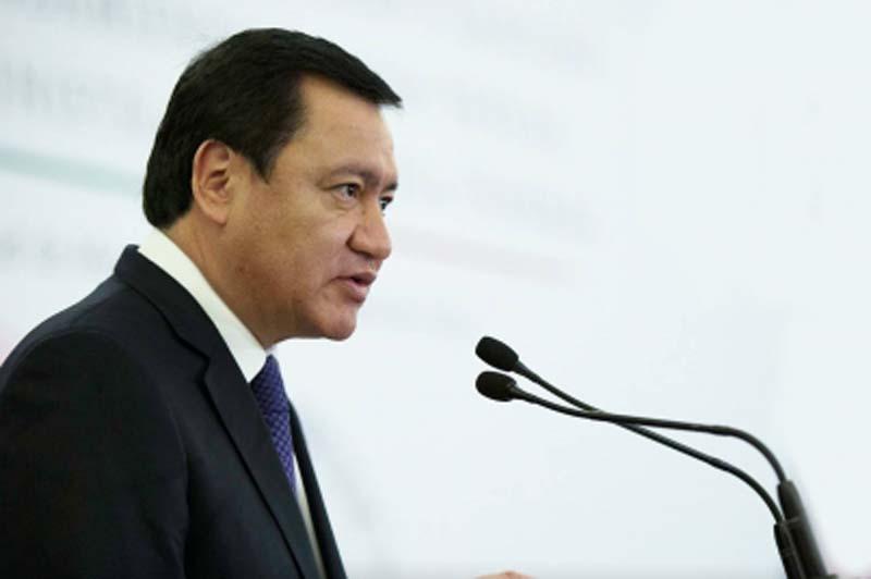 Alista Osorio Chong salida de Gobernación; irá por el Senado