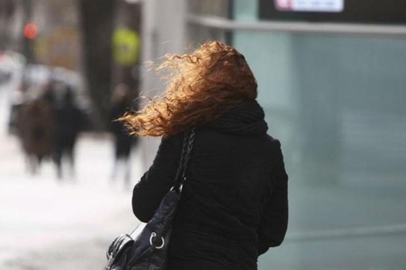 Frente Frío 44 provocará tormentas y granizo en algunos estados dl país