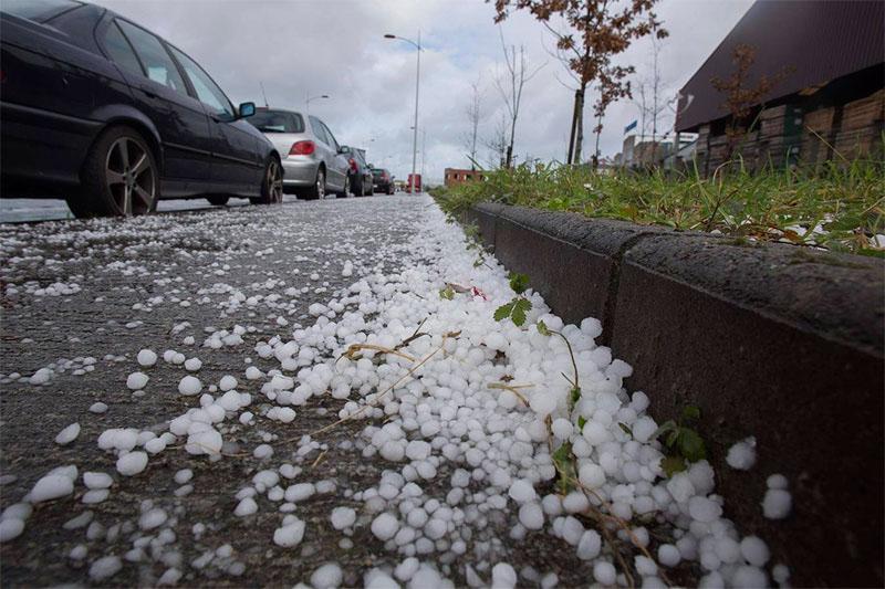 Lluvias y frente frío afectará el territorio salvadoreño