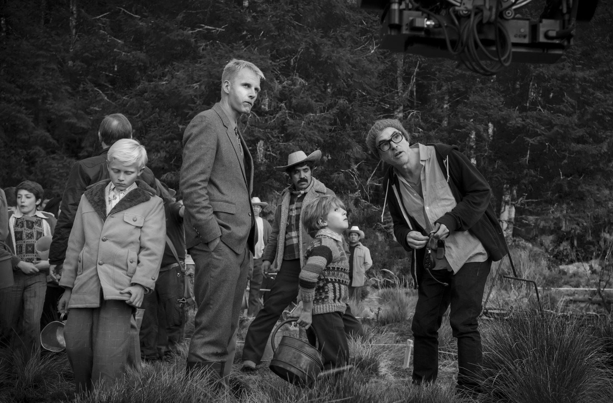 Alfonso Cuaron Agradece Las Tres Nominaciones De Roma Al Globo De Oro