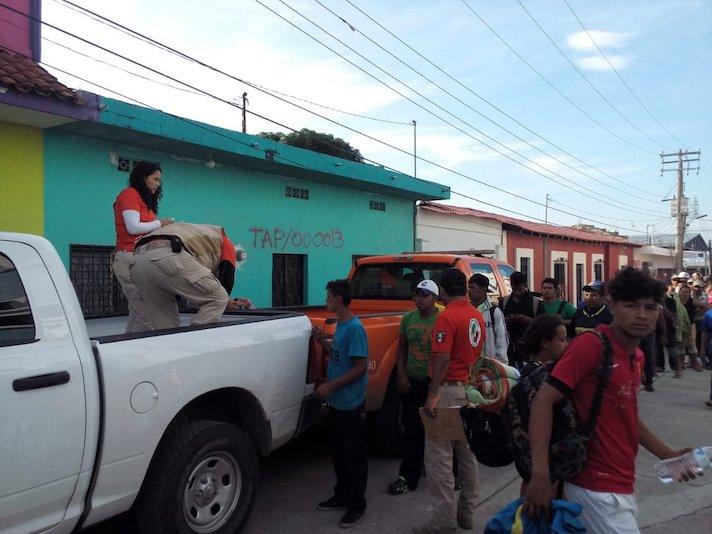 Yuma declara 'estado de emergencia' por incapacidad de albergar migrantes