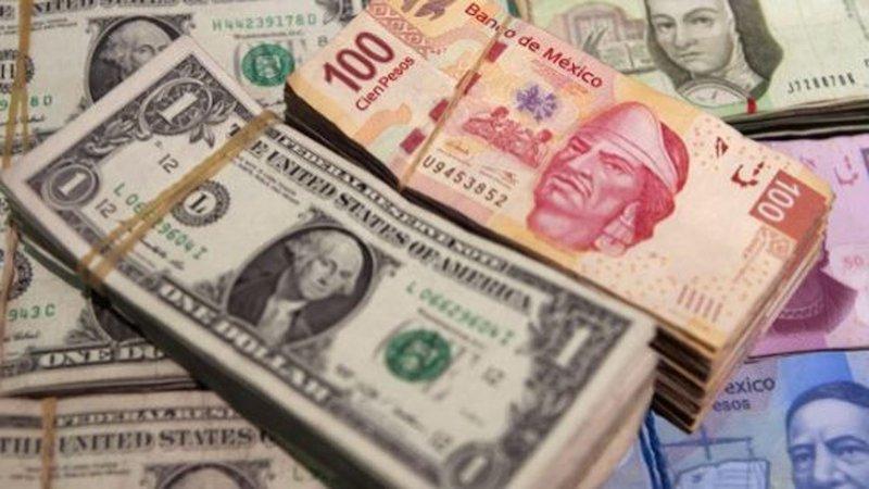 Dólar se vende 19.40 pesos en bancos capitalinos, este viernes