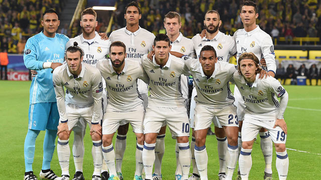 Real Madrid gana su tercer título de Champions en 4 años