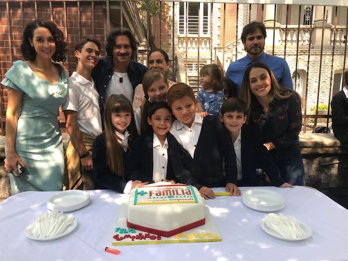 La Capital Mi Marido Tiene Mas Familia Segunda Temporada Celebra