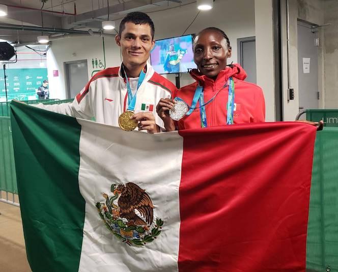 Fernando Martínez gana oro en 5 mil mts atletismo: Lima