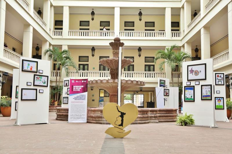 la capital presenta dif tamaulipas exposicion itinerante