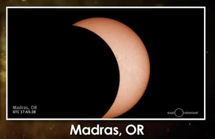 ¡Atención floridanos! éstas son las mejores horas para ver el eclipse solar