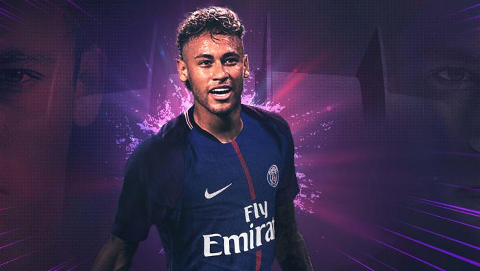 Estoy extremadamente feliz de haber fichado por el PSG: Neymar