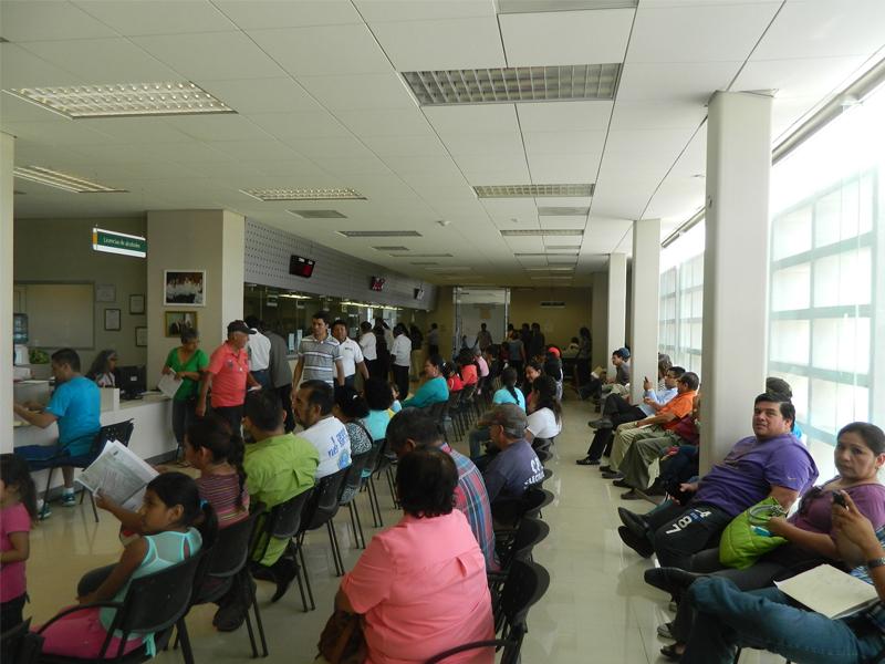 La capital responden ciudadanos a la oficina fiscal for Oficina del contribuyente