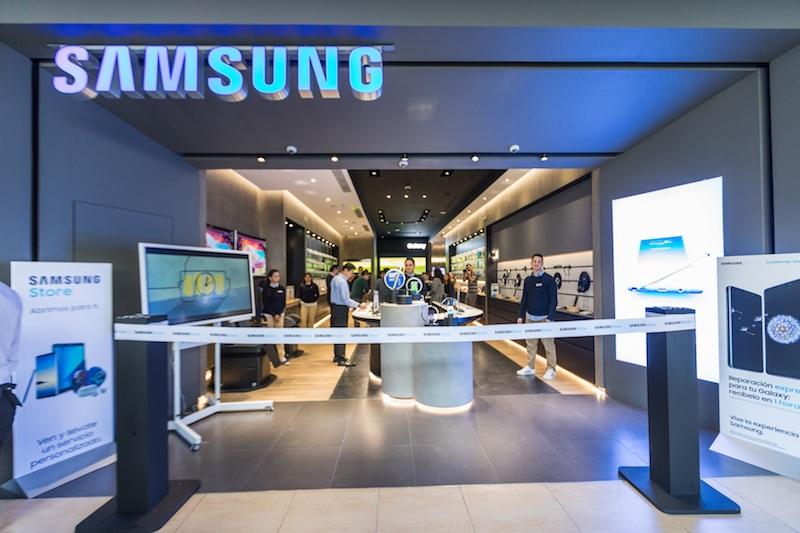 c30276ae5 La Capital   Samsung Inaugura Su Primera Tienda En Guadalajara