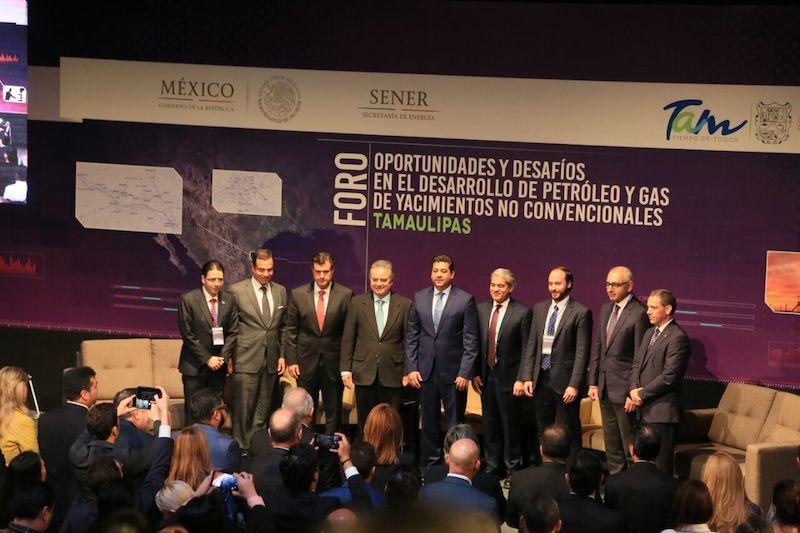 Va Tamaulipas rumbo al liderazgo nacional en energía: CDV