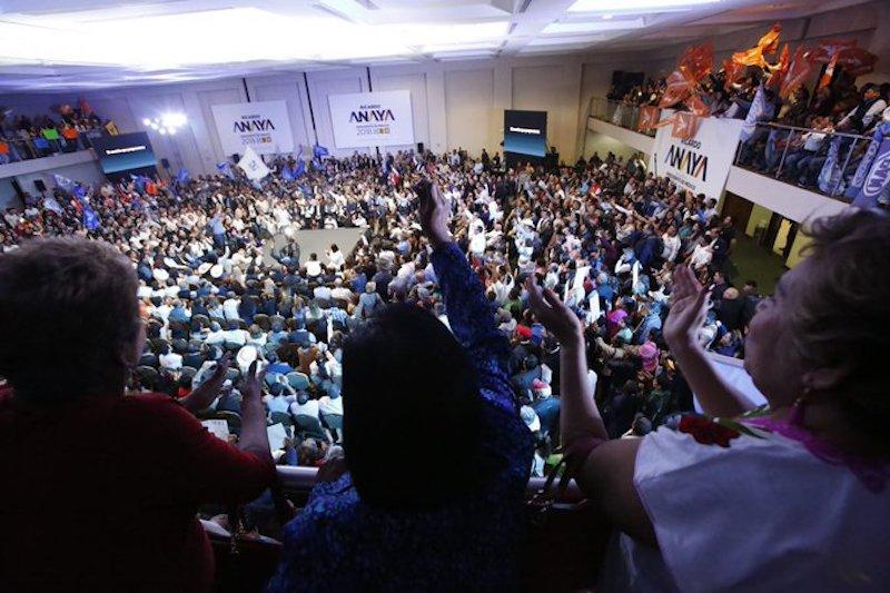 PRI cambia nombre de su coalición por orden de autoridad electoral mexicana