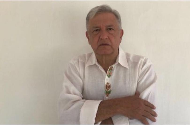 Apoya AMLO lo dicho por Peña sobre la militarización en frontera
