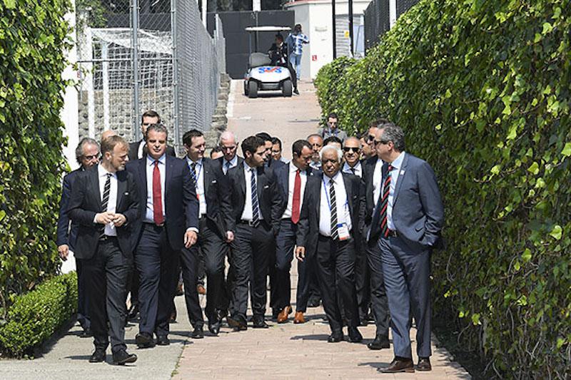 FIFA inspeccionó la Ciudad de México para el Mundial 2026