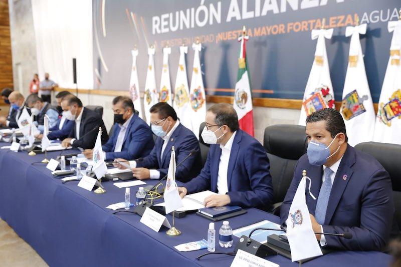 La Capital | Alianza Federalista Pospone Discusion Sobre Sistema De Coordinacion  Fiscal