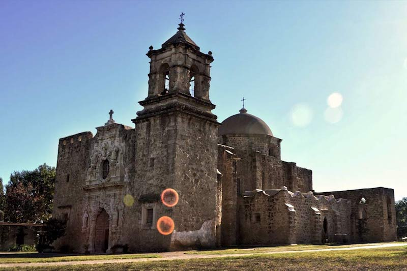 La Capital Celebra San Antonio Texas 300 Anos De Su