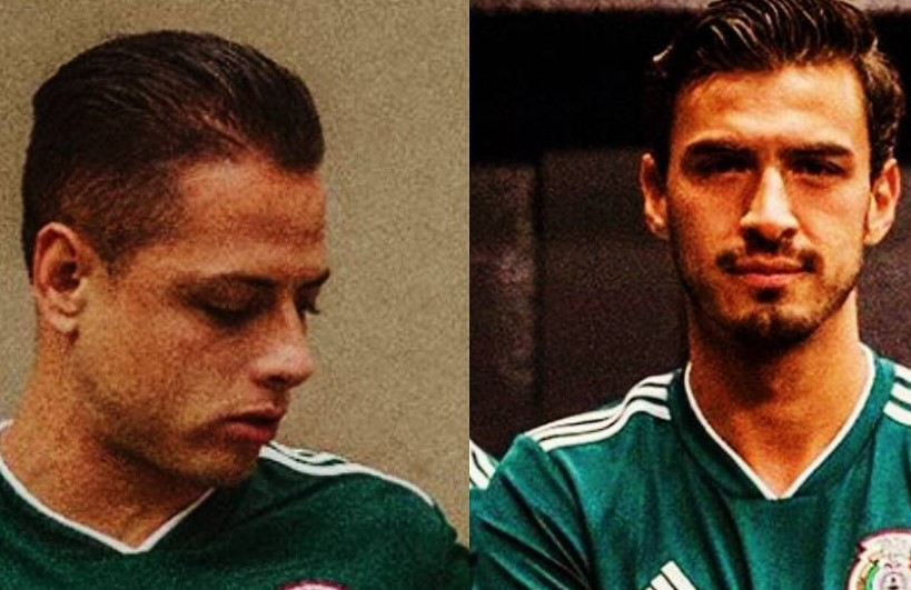 seleccion mexico2.png.jpg. Ciudad de México.- Adidas y la Federación  Mexicana de Fútbol develaron el nuevo uniforme ... cca65ae64aa9d